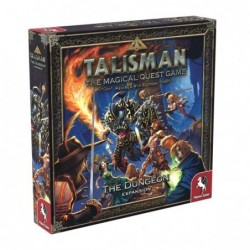 Talisman - The Dungeon...