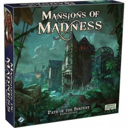 Mansions of Madness 2nd:...