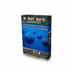 D-Day Dice (2nd Ed): Way to...