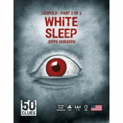 50 Clues: White Sleep