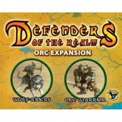 Defenders of the Realm: Orc