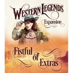 Western Legends: Fistfull...