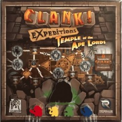 Clank! Expeditions Temple...