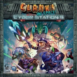 Clank! In! Space! Cyber...
