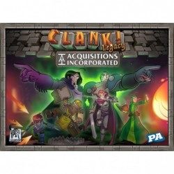 Clank! Legacy Acquisitions...