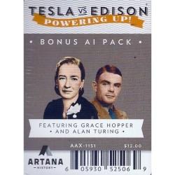 Tesla Vs Edison: Bonus AI Pack
