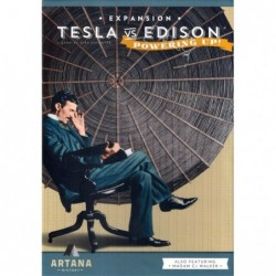 Tesla Vs Edison: Powering Up