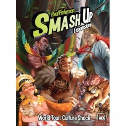 Smash Up: World Tour...