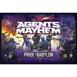 Agents of Mayhem Pride of...