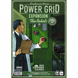 Power Grid: The Robots (ENG)
