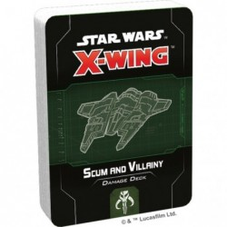 Star Wars X-wing 2.0 Scum...