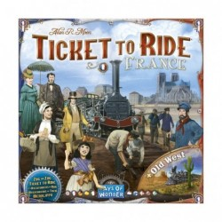 Ticket to Ride: Map...