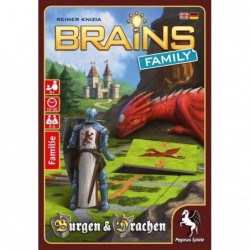Brains Family: Burgen &...