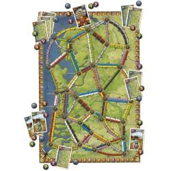 Ticket to Ride: map Collection: Volume 4 - Nederland