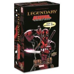 Legendary Marvel DBG: Deadpool