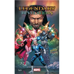 Marvel Legendary DBG: Revelations