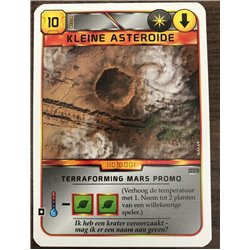 Terraforming Mars: Kleine Asteroide