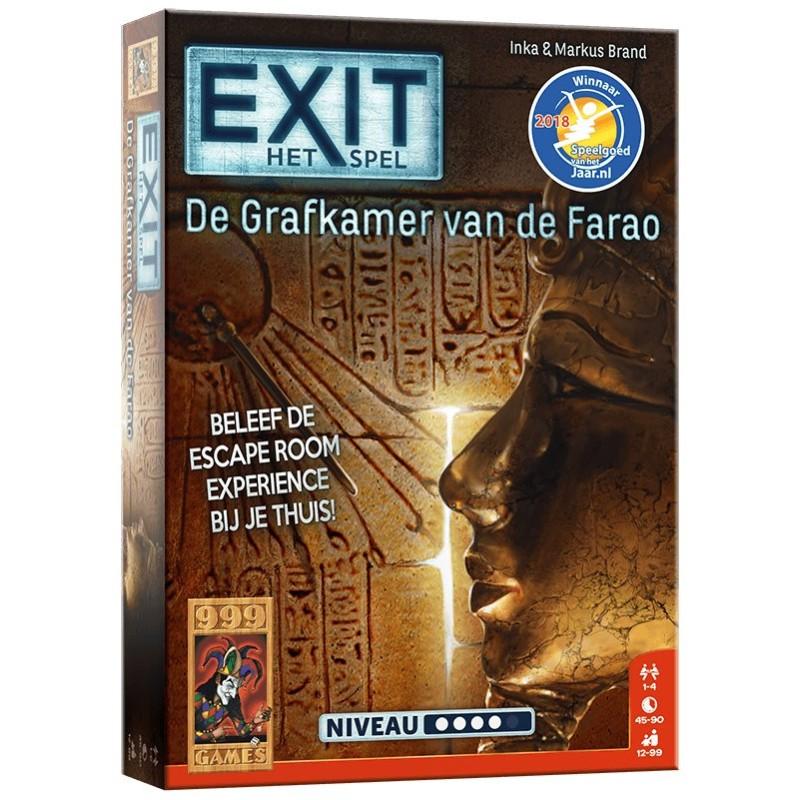 Exit: De Grafkamer van de Farao