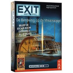 Exit: De beroving van de Mississippi