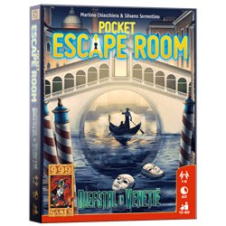 Pocket Escape Room: Diefstal in Venetie