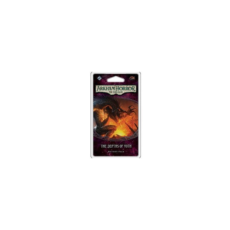Arkham Horror LCG: The Depths of Yoth Pack