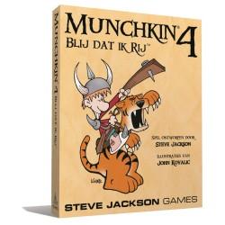 Munchkin: 4 Blij dat ik Rij