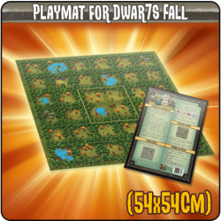 Dwar7s Fall: Playmat