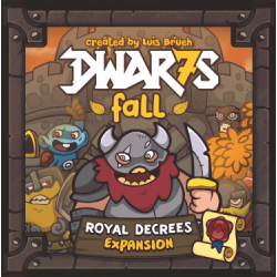 Dwar7s Fall: Royal Decrees