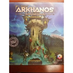 The Towers of Arkhanos: The Dark Tower
