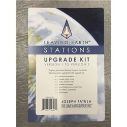 Leaving Earth: Stations upgrade kit
