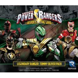 Power Rangers Heroes of the Grid: Legendary Ranger Tommy Oliver