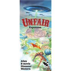 Unfair: Alien B-Move Dinosaur Western