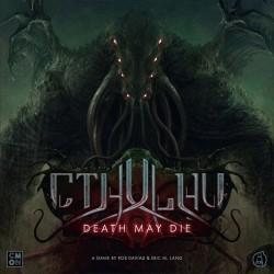 Death May Die: Cthulhu