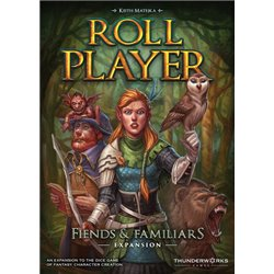 Roll Player: Friends and Familiars