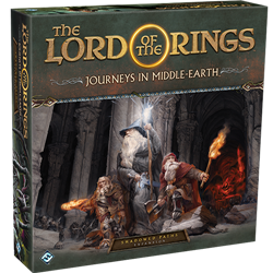 The Lord of the Rings Journeys in Middle-earth: Shadowed Paths