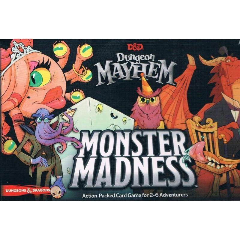 Dungeons & Dragons: Mayhem Monster Madness