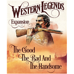 Western Legends: The Good, The Bad and the Handsome