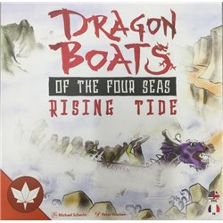 Dragon Boats of the Four Seas Rising Tide