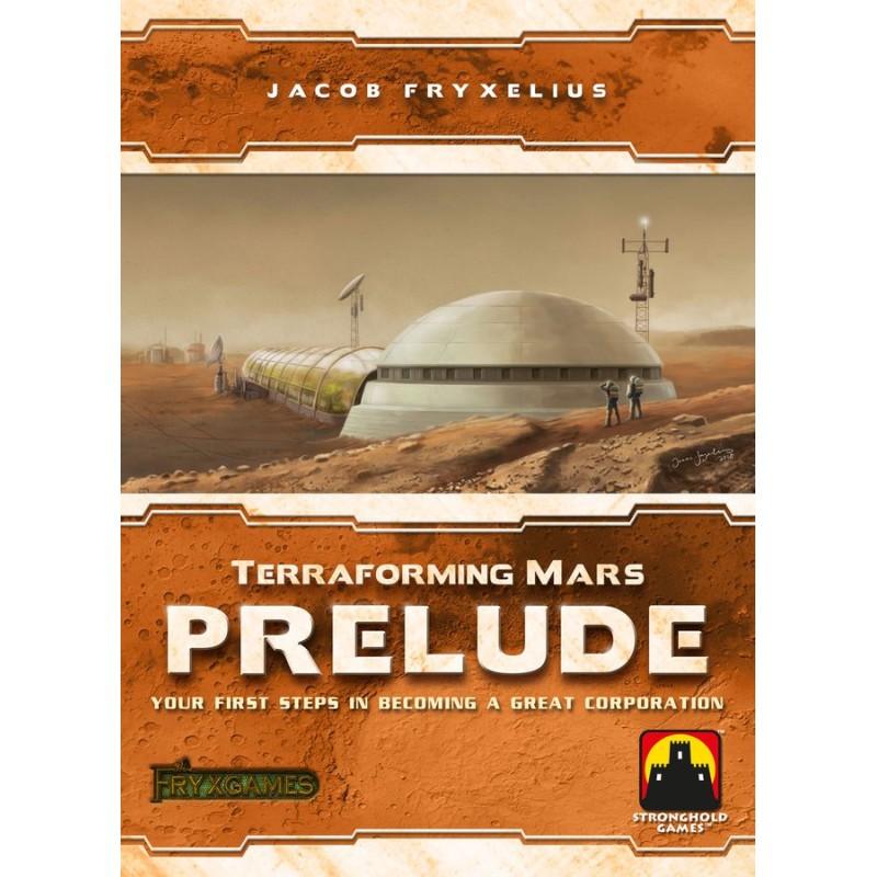 Terraforming Mars: Prelude (ENG)