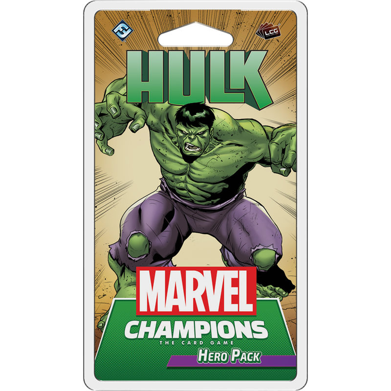 Marvel Champions LCG: Hulk