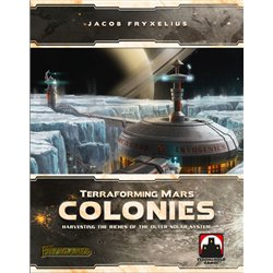 Terraforming Mars: The Colonies (ENG)