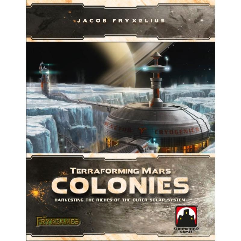 Terraforming Mars: The Colonies (ENG)