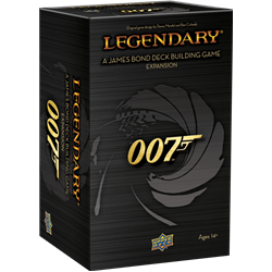 Legendary 007 James Bond: Expansion