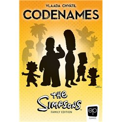 Codenames: Simpsons