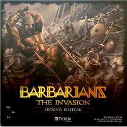 Barbarians The Invasion (Meeples Edition)
