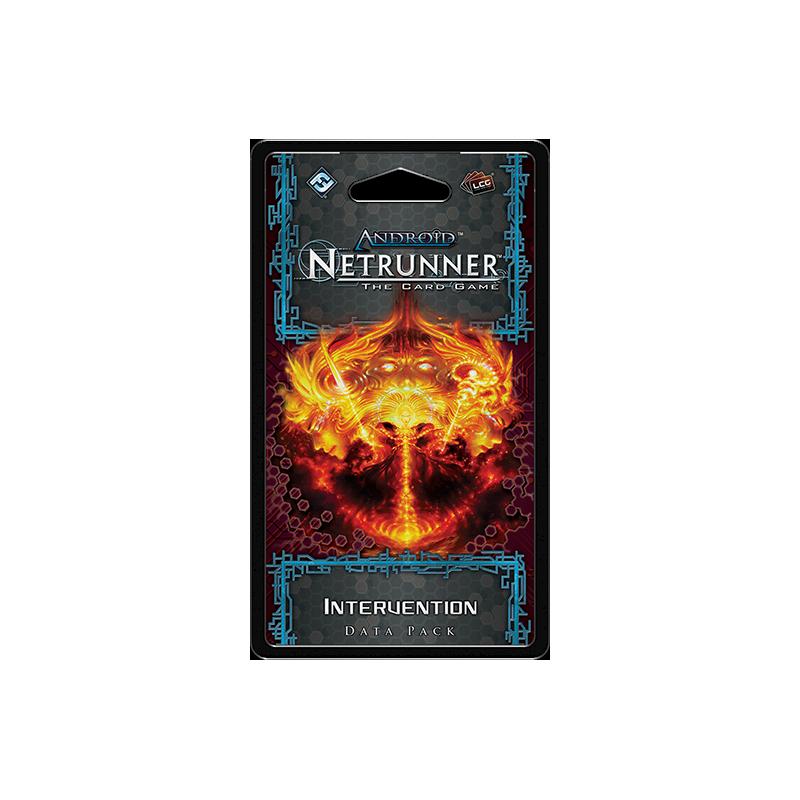 Netrunner LCG: Intervention