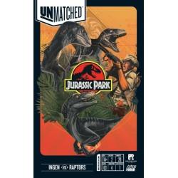 Unmatched: Jurassic Park InGen vs Raptors