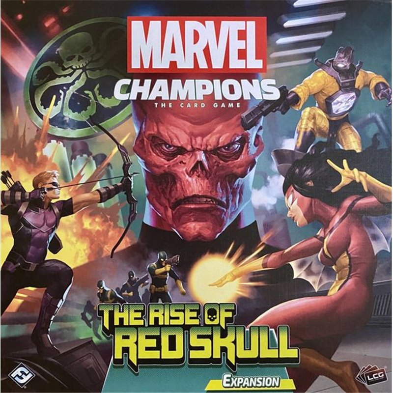 Marvel Champions LCG: The Rise of the Red Skull