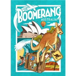 Boomerang Australie