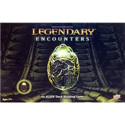 Legendary Encounters an Alien DBG